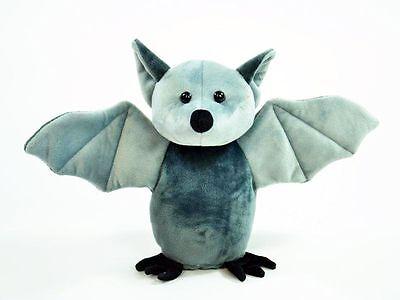 Laber Sprechende Fledermaus Chatter Plüsch Bat Maus plappert alles nach Neu OVP