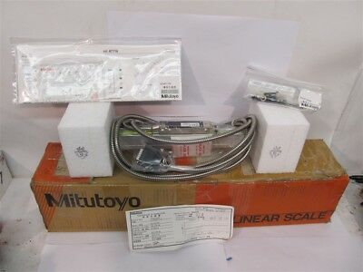 Mitutoyo 539-274-30 Linear Scale 0-10 0-250mm Eff Range At116-250