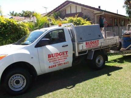 BUDGET CONCRETE CUTTING & CORE DRILLING SERVICES