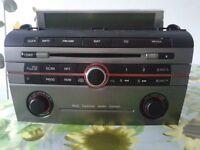 mazda 3, 6 radio 03-08 BR9F 66 AR0