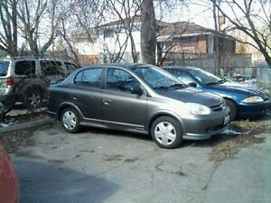 2004 Toyota echo as is