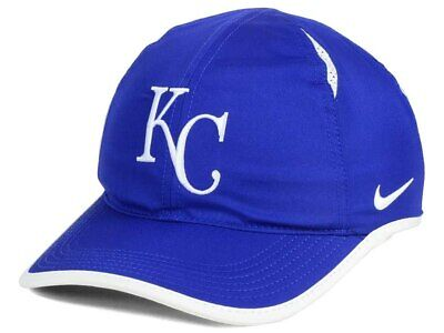 Kansas City Royals MLB Nike Featherlight Dri-Fit Baseball Cap Hat Lid KC Unisex - Kc Royals Hats