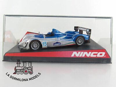 NINCO 50515 ACURA LMP LOWE'S #15 - NUEVO - SLOT SCALEXTRIC
