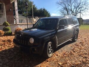 07 Jeep Patriot