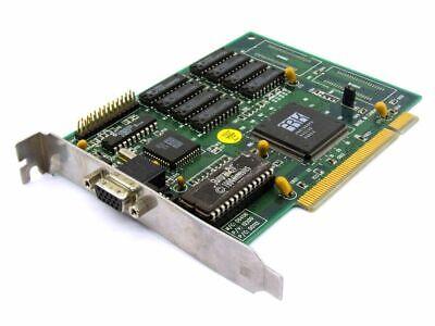 Hercules Stingray Pro ARK1000PV GPU PCI 1MB DRAM Video Grafikkarte D0112 D640B