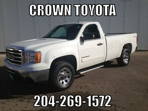 2013 GMC SIERRA 1500 SLE 5.3L V8 4WD! ONE OWNER, LOCAL TRADE IN