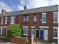 Fantastic 3 bedroom upper flat situated on Stuart Terrace, Felling, Gateshead.DSS WELCOME..FREE BOND