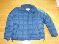 COLUMBIA MENS DOWN WINTER JACKET COAT SZ XL
