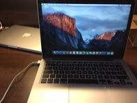 "NEW Apple MacBook Pro 2015 - 13"" Retina, Intel i5, 16 GB RAM, 256GB SSD, 2 Cycle Count Warranty 2017"
