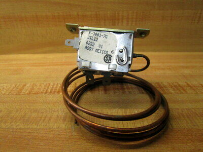 Ranco K-3001-7g Water Cooler Thermostat Control 3xl12