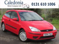 FORD FOCUS FLIGHT 1.6 3DR (red) 2005