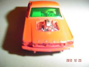 MATCHBOX LESNEY NO. 8 DIECAST WILDCAT SUPERFAST DRAGSTER Windsor Region Ontario image 2