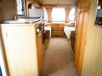 (Ref: 755) Elddis Cyclone GTX 5 Berth **Most Sought After Layout**