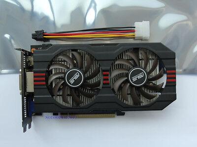 Usado, ASUS NVIDIA GeForce GTX 750 Ti Video Card 128 Bit 2 GB GDDR5 GTX750TI-OC-2GD5  comprar usado  Enviando para Brazil