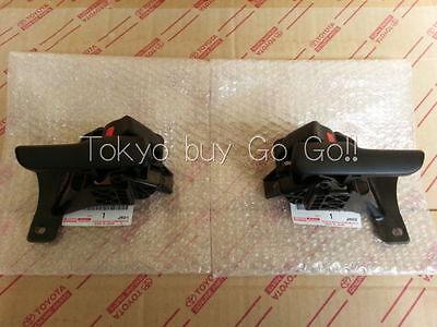 Toyota Supra JZA80 Door Inside Handle RH + LH set NEW Genuine OEM Parts 93-98