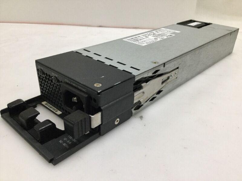 Genuine Cisco C3KX-PWR-1100WAC AC Power Supply 1100W for 3560x 3750x 3850 Series