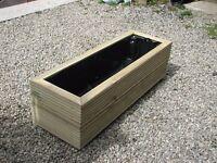 CK Decking, Garden Planters & Furniture [custom made]