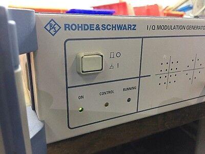 Rohde Schwarz Amiq Iq Modulation Generator 1110.2003.03