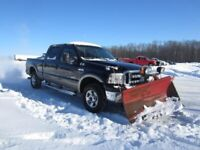 ** SNOW REMOVAL ** PLOWING ** SALTING