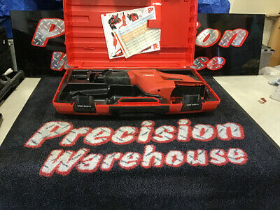 Hilti Wsr 650-a 24v Cordless And Hard Case. No Batteries Or Charger Included