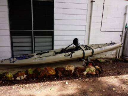 wilderness kayak Malak Darwin City Preview