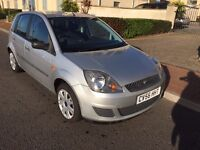 Ford Fiesta 1.4 diesel 56 plate mot April 2017...only £30 road tax