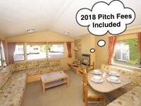 Static caravan for sale Skipsea Yorkshire East Coast Driffield Seaviews 12 month park