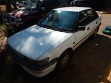 1993 Toyota Corolla Hatchback Broome 6725 Broome City Preview