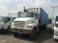 1999 Sterling Straight Truck at Auction