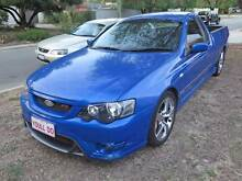 2006 Ford Performance Vehicles (FPV) BF Tornado Utility Como South Perth Area Preview