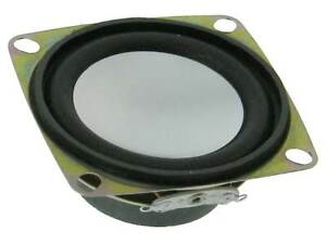 8 Ohm Mini Speaker, 3W, 2in. *33056 SP