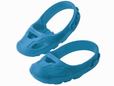 BIG Outdoor Spielzeug Zubehör Schuhschützer Bobby Car Shoe Care blau