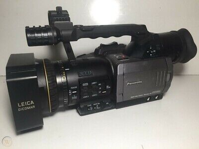 Panasonic AG-DVX100B Professionale Videocamera Commerciante