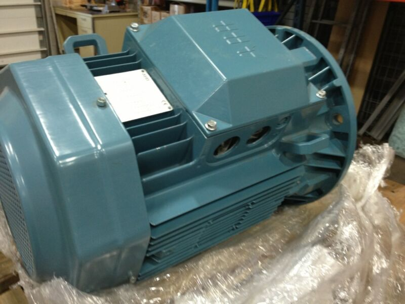 ABB Electric Motor Part Number 3GAA163121 BDC 408 7.5 Kw 1200 Rpm