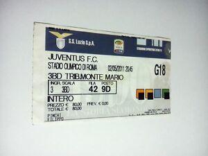 used ticket LAZIO Roma - JUVENTUS Turin 02.05.2011 - <span itemprop=availableAtOrFrom>Kraków, Polska</span> - used ticket LAZIO Roma - JUVENTUS Turin 02.05.2011 - Kraków, Polska