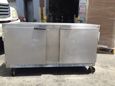 Beverage Air Ucr60a Used Undercounter Refrigerator
