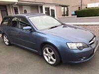 Subaru Legacy for spares or repair