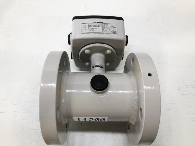 Siemens Sitrans FM MAG 5100 W Electromagnetic Flow Sensor 7ME6520-3MJ13-2AA2
