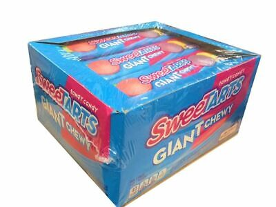 Sweetarts Giant Chewy Candy, 1.5 Ounce Packets (Pack of 36)