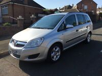 Vauxhall Zafira 1.6 Life With Air Con - Cambelt Changed