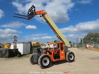 2011 Jlg G9-43a 43 9000lb Telescopic Reach Fork Lift Telehandler 9k Aux Repair