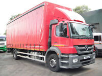 Mercedes-Benz Atego by Addlestone Commercials, Addlestone, Surrey