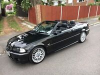 BMW 330Ci Motorsport convertible