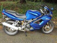 Ducati ST4S Sporttouring