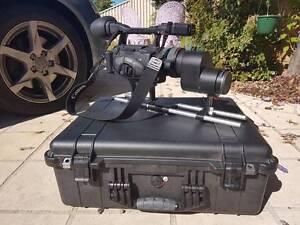 Canon XHA1s | LETUS Extreme (?) Lens mount Plus Rail System Oakleigh Monash Area Preview