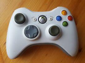 1 Standard Xbox 360 Wireless Controller