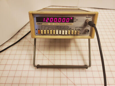 Bk Precision 1855 1.2ghz Frequency Countertimertotalizer