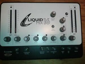 Focusrite liquid mix 16 plugin