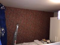Paper My Home - Quality wallpapering at a cheap rate. Painting and cleaning also a speciality.