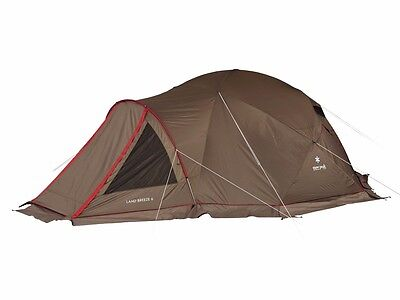 snow peak SD-636 Landbreeze6 TENT 6 Person Camping Item NEW from Japan F/S